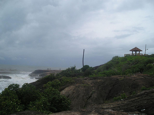 Someshwara beach Mangalore
